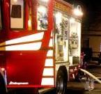 Feuerwehrfahrzeug-Seite