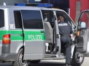 polizei bayern kombi bahnhof polizist