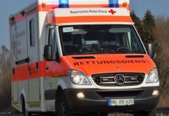 rettungswagen sonne