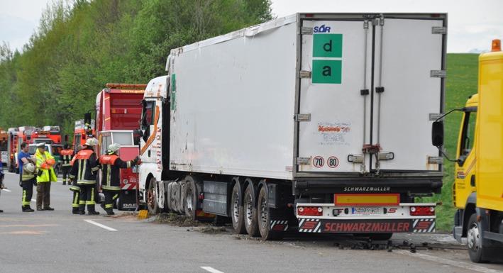 29-04-2012 a96 weissensberg lkw-unfall new-facts-eu
