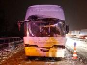 17-01-2013 bab-a8-zusmarshausen bus lkw auffahrunfall zwiebler new-facts-eu