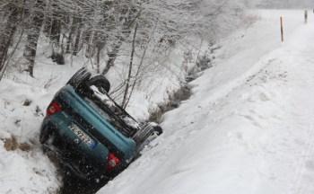 26-02-2013 nassenbeuren mattsies pkw-im-bach schneeglaette poeppel new-facts-eu20130226 titel
