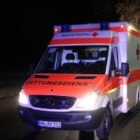 Kirchdorf - Pkw gegen Baum - Fahrerin schwer verletzt