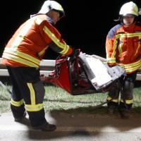 BY Burgau Röfingen 4 schwer Verletzte