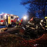 Glätteunfälle A7 Altenstadt