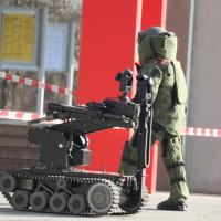 Memmingen – Ein zurückgelassener Rucksack – Bombenkommando aus München  vor Ort