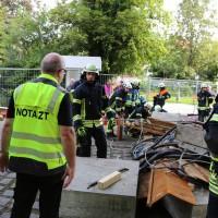 03-08-2014-kempten-allgaeu-katastrophenschutzuebung-feuerwehr-thw-brk-juh-festwoche-groll118