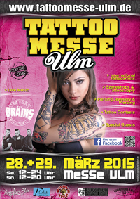 Tattoo-Messe Ulm