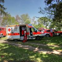 VU-Rpsshaupten-Halblech-OAL 1-Fahrerin-schwerverletzt-eingeklemmt-Autp deformiert-Feuerwehr-Rettungsdienst-Rettungshubschrauber-Ostallgäu-Bringezu (32)_tonemapped