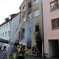 02.06.2015-Kaufbeuren-Brand-Altstadt-Wohnhaus-unbewohnbar-Großeinsatz-Feuerwehr-Rettungsdienst-mehrere Verletzte-New-facts (36)