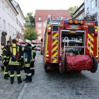02.06.2015-Kaufbeuren-Brand-Altstadt-Wohnhaus-unbewohnbar-Großeinsatz-Feuerwehr-Rettungsdienst-mehrere Verletzte-New-facts (4)