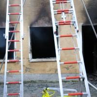 02.06.2015-Kaufbeuren-Brand-Altstadt-Wohnhaus-unbewohnbar-Großeinsatz-Feuerwehr-Rettungsdienst-mehrere Verletzte-New-facts (54)