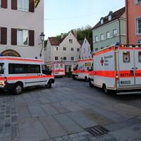 02.06.2015-Kaufbeuren-Brand-Altstadt-Wohnhaus-unbewohnbar-Großeinsatz-Feuerwehr-Rettungsdienst-mehrere Verletzte-New-facts (64)
