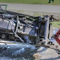 Unfall-St2008-Seeg-Legenwang-PKW-gegen-Traktor-4-Verletzte- Ostallgäu-Bringezu-Rettungshubschrauber (25)_tonemapped