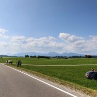 Unfall-St2008-Seeg-Legenwang-PKW-gegen-Traktor-4-Verletzte- Ostallgäu-Bringezu-Rettungshubschrauber (34)_tonemapped