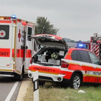 2 LKWs Illertissen-Unterroth