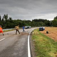 Unfall-ST2055-Alte B12-2 PKW-Rettungsdienst-Polizei-Totalschaden-Kaufbeuren-Germaringen-Bringezu-new-facts (1)