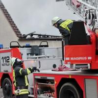 Brand Hörenhausen