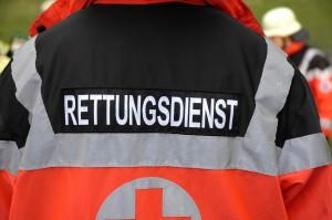 Einsatzjacke Rettungsdienst