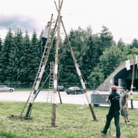 IKARUS-2016_Memmingen_Allgaeu-Airport_Vorbereitungen_Aufbau_Festivalgelaende_Poeppel_0251