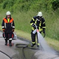 13-06-2016_A7_Dietamnnsried_Brand_Transporter_Feuerwehr_Poeppel0002