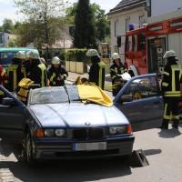 01-07-2016_Unterallgaeu_Ottobeuren_Auffahrungsfall_Feuerwehr_Polizei_0004