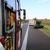 28-08-2016_A96_Mindelheim_Unfall_Lkw_2-Pkw_Feuerwehr_Verletzte_Poeppel_0023