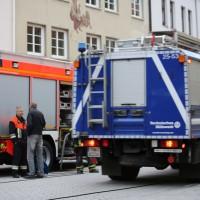 07-10-2016_Memmingen_Hotel_Stadtmitte_Gasgeruch_Raeumung_Feuerwehr_Poeppel_0190