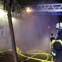 Riedheim Wohnhausbrand