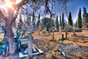 Grabstein Friedhof