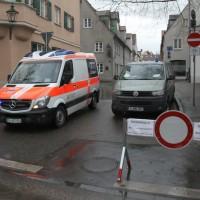 20161225_Augsburg_Fliegerbombe_Entschaerfung_Evakuierung_BRK_JUH_MHD_Polizei_Feuerwehr_THW_Tauber_Bruder_new-facts-eu_0032