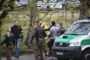20140414_Unterallgaeu_Memmingerberg_Asylunterkunft_Allgaeu-Airport_Polizeieinsatz_Poeppel_0018
