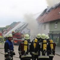 20170605_Neu-Ulm_Altenstadt_Brand_Wohnhaus_Reihenhaus_Feuerwehr_poeppel_0002