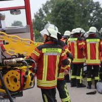 20170625_A7_Groenenbach_Woringen_Kleinbus_Unfall_Feuerwehr_Poeppel_0012