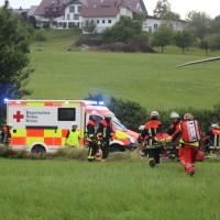20170629_A96_Weissensberg_Neuravensburg_Unfall_Feuerwehr_Poeppel_0022