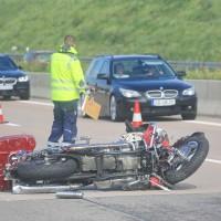 A8 GZ-Burgau Mot Unfall