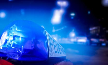 Feuerwehr Blaulicht Symbolbild