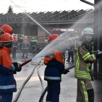 2017-10-06_Unterallgaeu_Zell_Jugend_Feuerwehr_THW_BRK_JUH_Uebung_Feuerwehr-Zell_new-facts-eu_0007