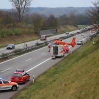 2017-11-05_A96_Mindelheim_Stetten_Transporter_Pkw_Feuerwehr_Poeppel_0031