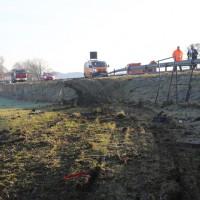 2018-01-10_A96_Mindelheim_Stetten_Lkw-Unfall_Feuerwehr_Poeppel_0009