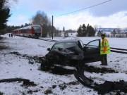 2018-01-19_Ostallgaeu_Fuessen_Bahnunfall_Pkw_Regionalbahn_Polizei_Poeppel20180119_0002