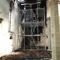 20180312 Einsatz THW in Sankt Jodoks Kirche Ravensburg 3