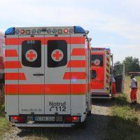 Bahnunfall Unteraichen-Herrenstetten