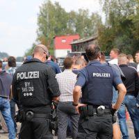 2018-09-15_Guenzburg_Breitenthal_AfD-Wahlveranstaltun_Polizei_00028