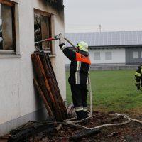 87674 Ruderatshofen, Poststr. 7 Brand einer landwirtschaftlichen Halle (13)