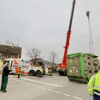 Schelklingen Viehtransport
