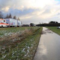 10.12.2018 Unfall A96 LKW Stetten Mindelheim (18)