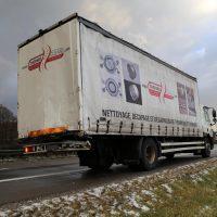 10.12.2018 Unfall A96 LKW Stetten Mindelheim (2)
