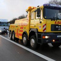 10.12.2018 Unfall A96 LKW Stetten Mindelheim (21)