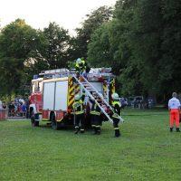 16.07.2019 Brand Sauna Lohhof Unterallgäu Feuerwehr Rettungsdienst (17)